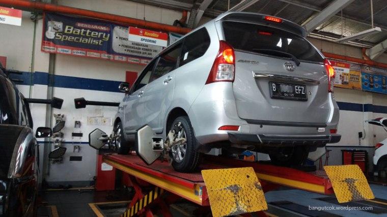 Ganti Ban New Avanza dengan Bridgestone Ecopia